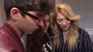 Syrische Jean (13) valt op in The Voice Kids