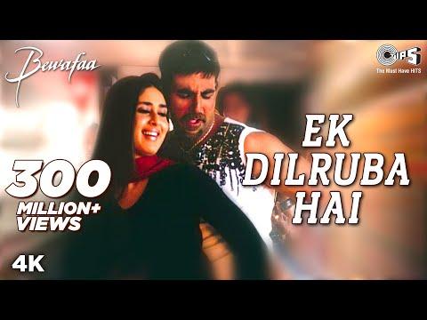Ek Dilruba Hai - Video Song   Bewafaa   Akshay Kumar & Kareena Kapoor   Udit Narayan
