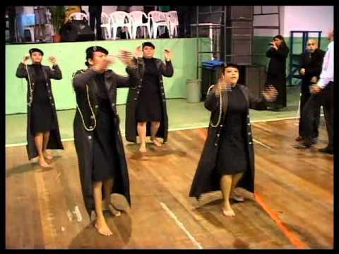 o azeite vai descer grupo de gesto exercito da rota de jeová.avi