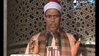 فضيلة المبتهل الشيخ فوزي عبد الغفار في ابتهالات  فجر الإثنين 17 رمضان 1438 هـ   الموافق 12 6 2017م م