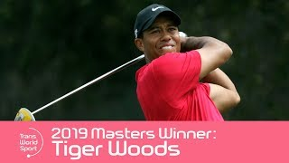 Tiger Woods | The Masters 2019 Winner on Trans World Sport | Livestream