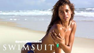 Brazilian Beauty Ana Paula Araujo Goes Topless In Tropical Brazil   Sports Illustrated Swimsuit