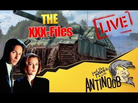 The XXX-Files в World of Tanks (wot)