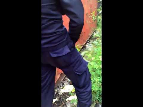 Onani security tidak sengaja tertangkap vidio