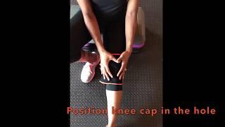 How to properly wear a knee brace - Ultra Sports Gear