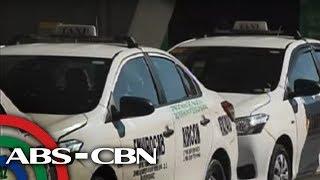 Bandila: Pagbabawal ng mga puting taxi sa airport, pinag-aaralan