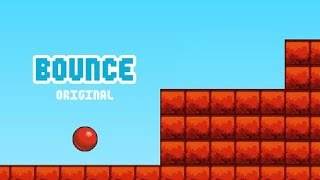 Bounce Original iOS / Android Gameplay Trailer HD
