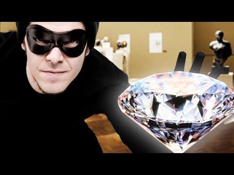 DIAMOND HEIST! | Sneak Thief #5