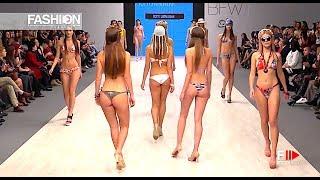 TOTTI SWIMWEAR Belarus Fashion Week Spring Summer 2017 - Fashion Channel