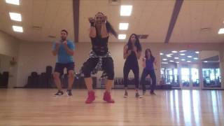 Maniac Zin 61 Zumba Choreography by Becky Salazar