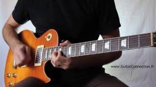 Solo The Eagles - Hotel California - cours de guitare Lyon Julien Desbordes