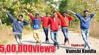 Dhruva | Neethone Dance | Ram Charan | Dance Cover by VAMSHI KONDLA