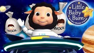 Baa Baa Black Sheep   Part 3   Nursery Rhymes   By LittleBabyBum!