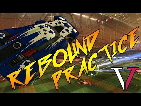 NEW TRAINING! | Rebound Practice