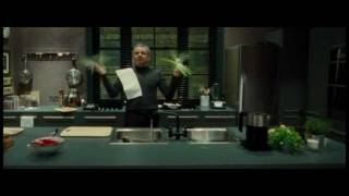Johnny English 2 - Reborn - Cooking with Music Scene