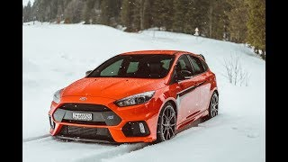 NEW DAILY AND NEW WATCH? | 2018 FORD FOCUS RS RED EDITION!