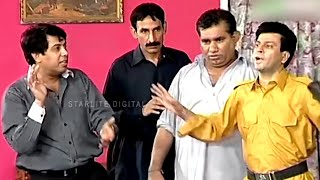 Best Of Iftikhar Thakur, Nasir Chinyoti and Khushboo New Pakistani Stage Drama Full Comedy Clip