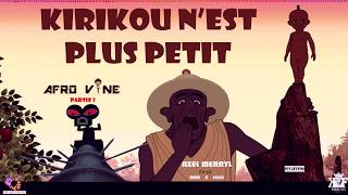 Axel Merryl -KIRIKKOU N'EST PLUS PETIT- Feat AMR x Jojo [AUDIO LYRIC] Prod by Cheetah Boy