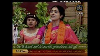 SVBC TTD-Nadaneerajanam 22-05-16