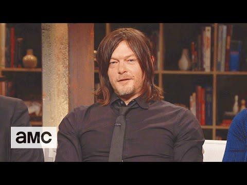 Talking Dead Negan & Sasha s Relationship Season Finale Highlights