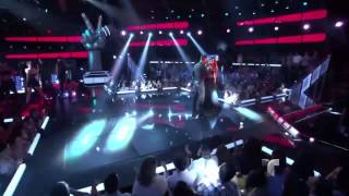 Ricky Martin Performs 'Come With Me' at La Voz Kids (HD)