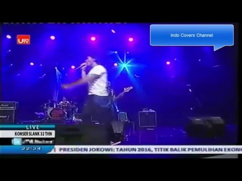 Konser Legenda Slank 32 tahun TVri