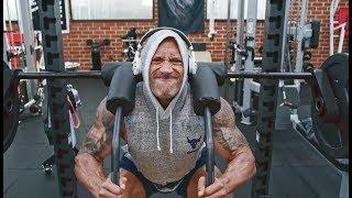 Squats. BEND BOUNDARIES. | Dwayne Johnson Under Armour Campaign