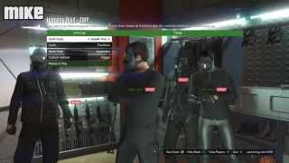 Let's Play GTA Online Heist Humane Labs - DANGER ZONE! (Part 3/6)
