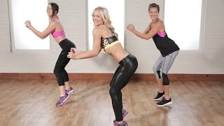 The 25 Minute Cardio Dance Workout Celebs Use to Stay Toned | Class FitSugar