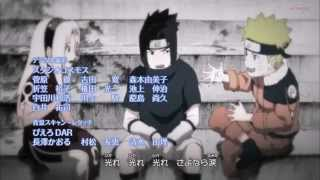Naruto Shippuuden Ending 24.Song : Seven Oops -- Sayonara Memory