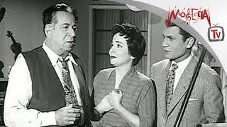 Abd Elhalim Hafez - فيلم لحن الوفاء - أول ظهور للعندليب Lahn Elwafa
