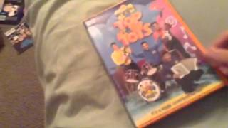 My Wiggles DVD Collection