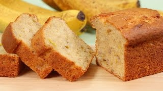 Banana Bread Recipe | Cooking with Dog