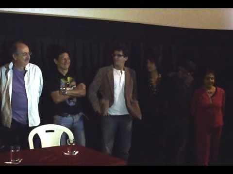 Conferencia de prensa de la película peruana Y si te vi no me acuerdo