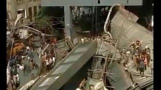 Kolkata Flyover accident 21 Dead, 85 Injured