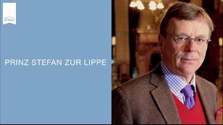 Bibel für Detmold - Kurzinterview mit Prinz Stefan zur Lippe