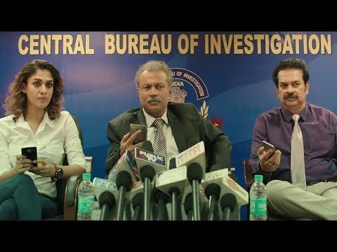 Anjali tries to figure out Rudra's plan  | Imaikkaa Nodigal Tamil Movie | Nayanthara, Anurag Kashyap