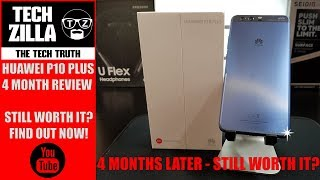 Huawei P10 Plus REVIEW - AFTER 4 MONTHS - Revisited (4K)