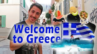 Welcome to Greece Bitch! | Music Video (feat K.X.)