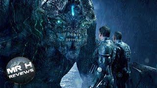 Leatherback Pacific Rim Kaiju - Explained