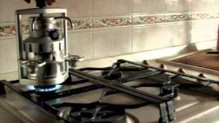 Bacchi espressomachine Italië verse espresso thuis