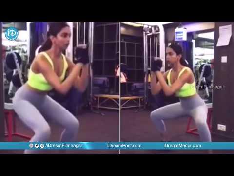 Deepika Padukone Intense Workout For xXx Movie || xXx The Return of Xander Cage || Hot Workout