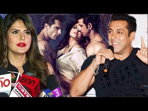 OMG! Zarine Khan Ready To Do $EX SCENES With Salman Khan