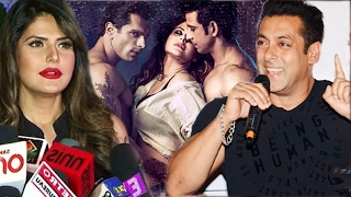 OMG! Zarine Khan Ready To Do $EX SCENES With Salman Khan