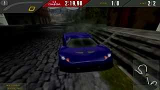 Need For Speed ll Special Edition - Mystic Peaks with Lotus GT1