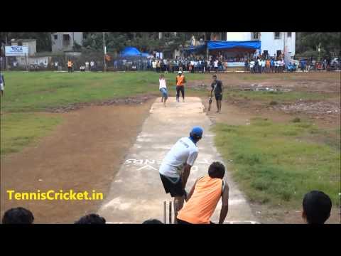 Rahul Jogadia to Krishna satpute ( Mumbai Tennis Cricket Tournament )