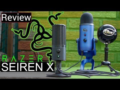 Xxx Mp4 Razer Seiren X Vs Blue Yeti Vs Blue Snowball Its Exactly What A Streamer Needs 3gp Sex