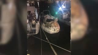 Ora News – Itali, dy skafistë shqiptarë kapen me 1 ton e gjysmë marijuanë