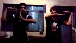 1º Treino *u* Luh Souza ft. Cleverson Lima