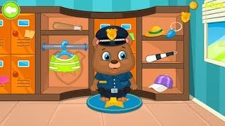 Permainan Polisi Anak anak - Polisi Beruang Lucu Android Gameplay